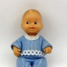 Muñecas Lesly y Barriguitas: ANTIGUO BARRIGUITAS PELONCETE - AÑOS 70 - FAMOSA. Lote 172840427