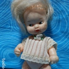 Muñecas Lesly y Barriguitas: BARRIGUITAS RUBIA CON BLUSA, DE FAMOSA. Lote 172881329