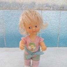 Muñecas Lesly y Barriguitas: BARRIGUITAS AEROBIC. Lote 172950857