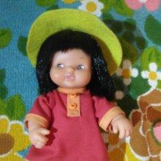 Muñecas Lesly y Barriguitas: PRECIOSA MUÑECA BARRIGUITAS CHINA,PAÍSES DEL MUNDO, FAMOSA. Lote 173033868