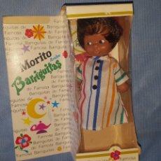 Muñecas Lesly y Barriguitas: BARRIGUITAS MORITO. Lote 173039507