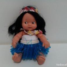 Muñecas Lesly y Barriguitas: MUÑECA BARRIGUITAS FAMOSA VIAJA POR EL MUNDO HAWAI HAWAIANA Nº 6. Lote 173461515