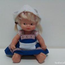 Muñecas Lesly y Barriguitas: MUÑECA BARRIGUITAS HOLANDESA, DE BARRIGUITAS DEL MUNDO. Lote 173464520