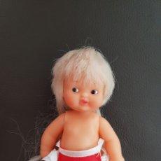 Muñecas Lesly y Barriguitas: BARRIGUITAS DE FAMOSA RUBIA PELO LARGO. Lote 173557669