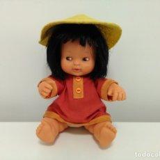 Muñecas Lesly y Barriguitas: MUÑECA BARRIGUITAS DEL MUNDO CHINA. Lote 174164583