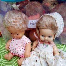 Muñecas Lesly y Barriguitas: BARRIGUITAS. Lote 174260875
