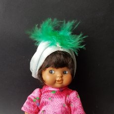 Muñecas Lesly y Barriguitas: MUÑECA BARRIGUITAS RAJA INDIA MUÑECO. Lote 175067950