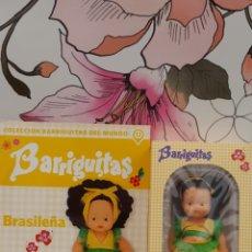 Muñecas Lesly y Barriguitas: BARRIGUITA EN CAJA Y CERTIFICADO BRASILEÑA. Lote 175129502