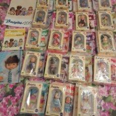 Muñecas Lesly y Barriguitas: BARRIGUITAS DEL MUNDO. Lote 175226458