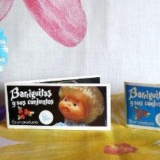 Muñecas Lesly y Barriguitas: 2 CATALOGOS BARRIGUITAS. Lote 175796620