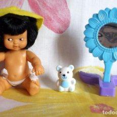 Muñecas Lesly y Barriguitas: BARRIGUITAS CHINO-BARIGUITAS DEL MUNDO. Lote 175877438