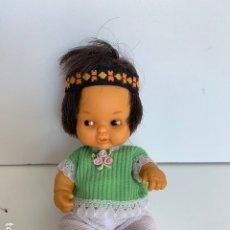 Muñecas Lesly y Barriguitas: ANTIGUA BARRIGUITAS INDIO CON SU ROPA ORIGINAL - FAMOSA BARRIGUITA . Lote 175941414