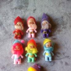 Muñecas Lesly y Barriguitas: BARRIGUITAS ENANITOS FAMOSA Y NANCY. Lote 176278325
