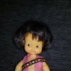 Muñecas Lesly y Barriguitas: BARRIGUITAS INDIO FAMOSA. Lote 176521527