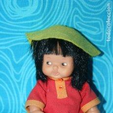 Muñecas Lesly y Barriguitas: BARRIGUITAS DEL MUNDO CHINA. Lote 176892275