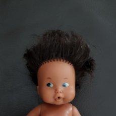 Muñecas Lesly y Barriguitas: BARRIGUITAS BESITOS MULATA DE FAMOSA. Lote 177716270