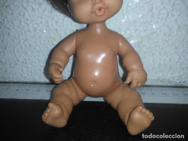 Muñecas Lesly y Barriguitas: Preciosa muñeca BARRIGUITAS negra negrita mulata besitos DE FAMOSA cpp6 - Foto 3 - 177806872