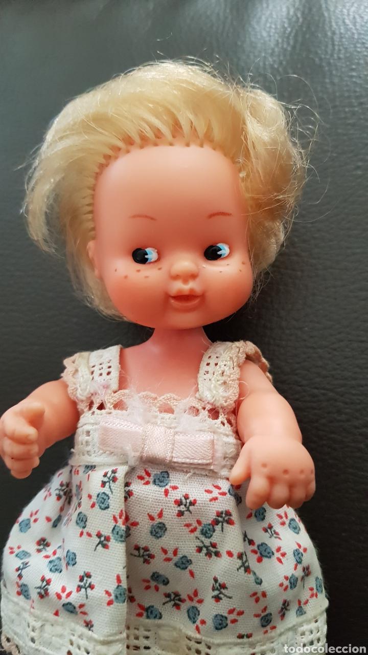 Muñecas Lesly y Barriguitas: Muñeca Barriguitas de famosa pecosa en excelente estado con ropa original - Foto 4 - 178348171