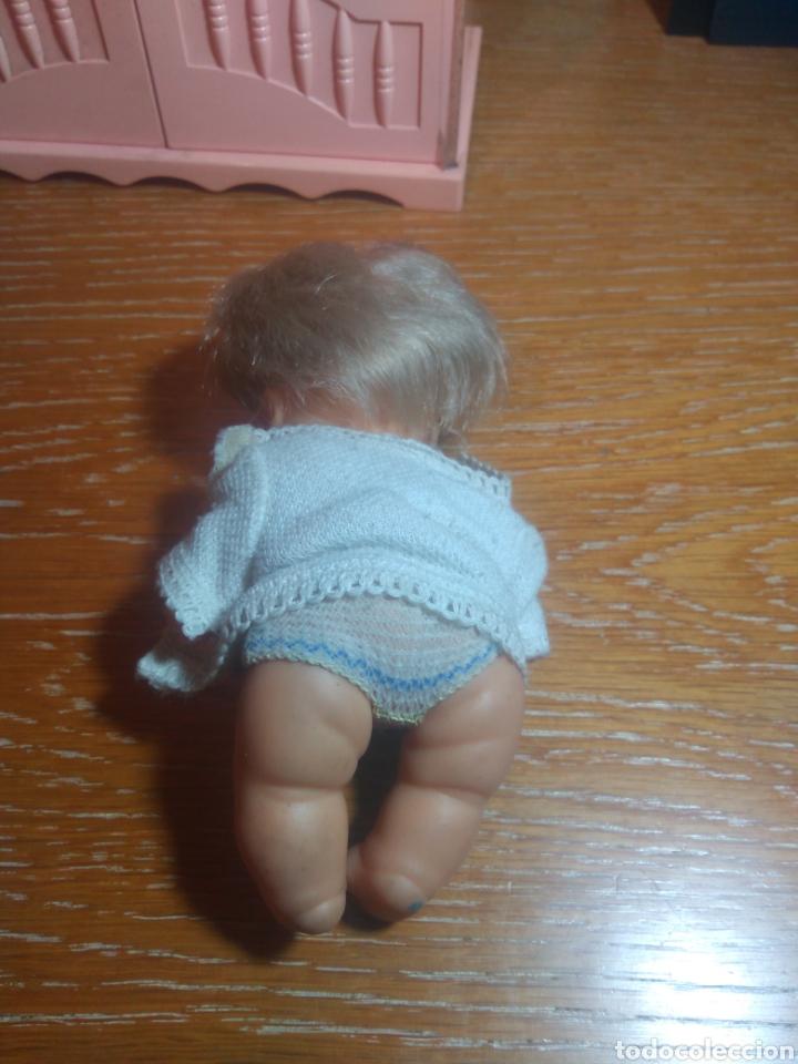 Muñecas Lesly y Barriguitas: Barriguitas, set armario , cuna, muñeco, ropa - Foto 3 - 179205758