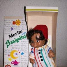 Muñecas Lesly y Barriguitas: MORITO BARRIGUITAS. Lote 179243182