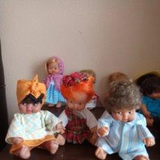 Muñecas Lesly y Barriguitas: BARRIGUITAS DEL MUNDO. Lote 180007383