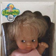 Bonecas Lesly e Barriguitas: MUÑECA BARRIGUITAS DE FAMOSA CON CAJA AÑO 1987. Lote 180017327