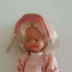 Muñecas Lesly y Barriguitas: BARRIGUITAS AÑOS 80 - ROSA. Lote 180103181