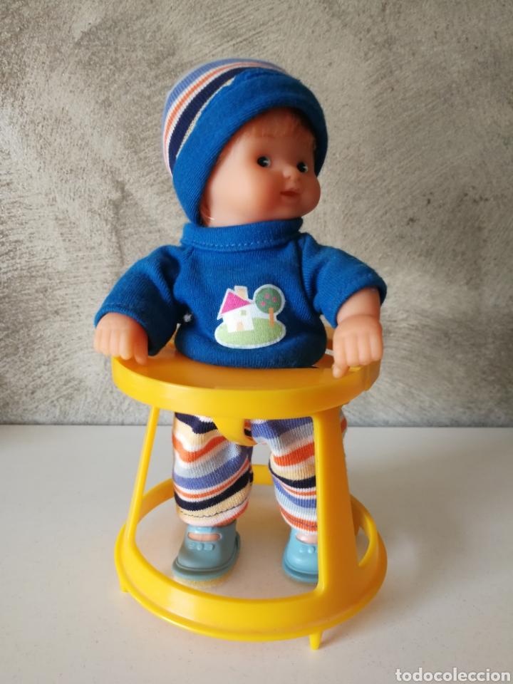 Muñecas Lesly y Barriguitas: MUÑECA BARRIGUITAS CON TACATACA - Foto 6 - 180266063