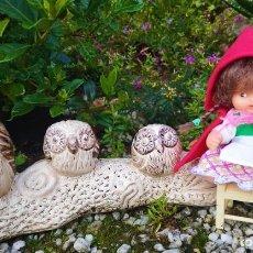 Muñecas Lesly y Barriguitas: BARRIGUITAS CAPERUCITA. Lote 180312173