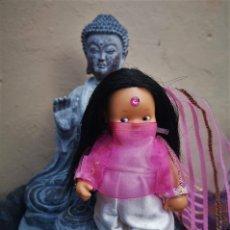 Muñecas Lesly y Barriguitas: BARRIGUITAS MORA. Lote 180312460