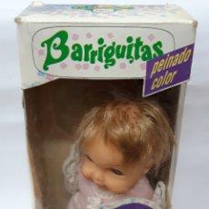 Muñecas Lesly y Barriguitas: BARRIGUITAS DE FAMOSA CON EL SOL MI PELO CAMBIA DE COLOR. Lote 180405561