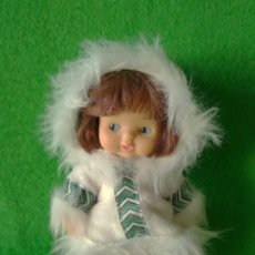 Muñecas Lesly y Barriguitas: BARRIGUITAS ESQUIMAL 97 EN NUCA. Lote 180416388