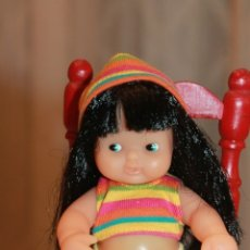 Muñecas Lesly y Barriguitas: BARRIGUITAS DE *LAS NENAS TATTOOS* INFORMACIÓN. Lote 180423057
