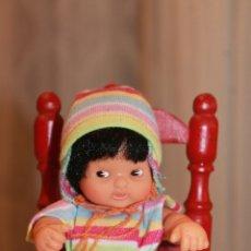 Muñecas Lesly y Barriguitas: BARRIGUITAS DE PAÍSES DE SALVAT *PERÚ* MARCADA 97, FAMOSA. INFORMACIÓN. Lote 180423635