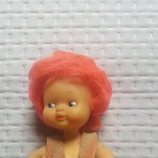 Muñecas Lesly y Barriguitas: BARRIGUITAS AÑOS 80 - PELO ROSA. Lote 180450630