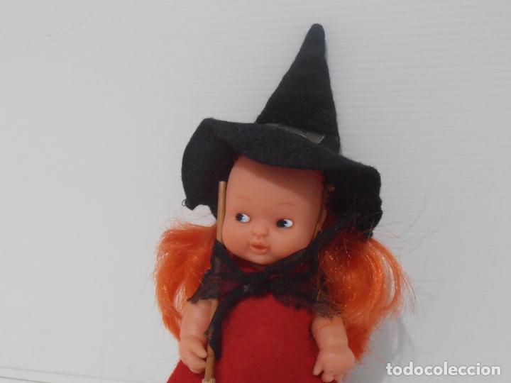 Muñecas Lesly y Barriguitas: MUÑECA BARRIGUITAS FAMOSA, BRUJA REF 87306 - Foto 2 - 180954006