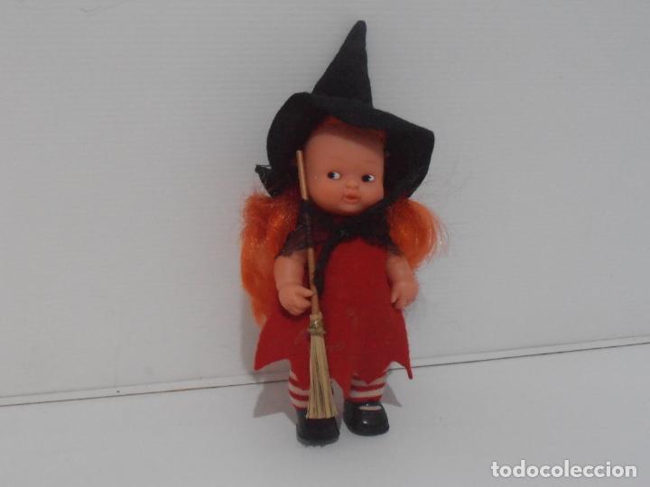 Muñecas Lesly y Barriguitas: MUÑECA BARRIGUITAS FAMOSA, BRUJA REF 87306 - Foto 3 - 180954006