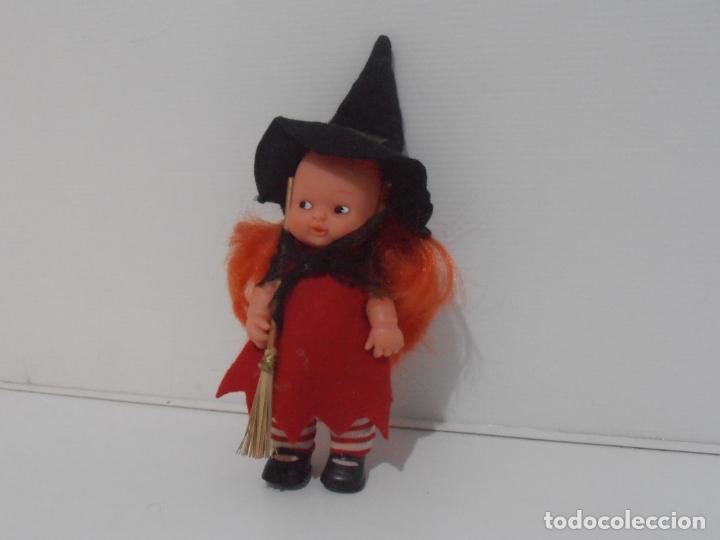 Muñecas Lesly y Barriguitas: MUÑECA BARRIGUITAS FAMOSA, BRUJA REF 87306 - Foto 4 - 180954006