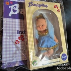 Muñecas Lesly y Barriguitas: BARRIGUITAS INDIA REEDICIÓN PLANETA. Lote 183042886