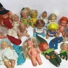 Muñecas Lesly y Barriguitas: LOTE BARRIGUITAS FAMOSA ORIGINALES. Lote 183208226