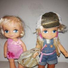 Muñecas Lesly y Barriguitas: BARRIGUITAS LOTE 2. Lote 183591053