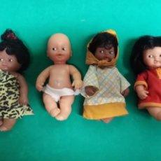 Muñecas Lesly y Barriguitas: LOTE BARRIGUITAS . Lote 183614090