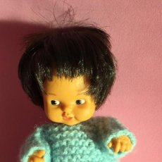 Muñecas Lesly y Barriguitas: BARRIGUITAS INDIO O ESQUIMAL. Lote 183693252