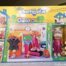 Muñecas Lesly y Barriguitas: BARRIGUITAS GIMNASIO. Lote 183962900