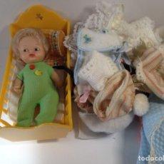 Muñecas Lesly y Barriguitas: LOTE BARRIGUITAS Y ACCESORIOS. Lote 184006212