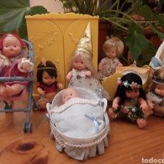 Muñecas Lesly y Barriguitas: LOTE BARRIGUITAS. Lote 184808635
