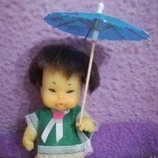Muñecas Lesly y Barriguitas: MUÑECA BARRIGUITAS CHINA ORIENTAL AÑOS 70. Lote 184871830
