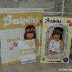 Muñecas Lesly y Barriguitas: BARRIGUITAS DEL MUNDO EGIPCIA REEDICION . Lote 185747731