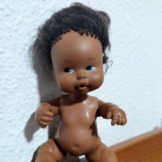 Muñecas Lesly y Barriguitas: BARRIGUITAS NEGRITA BESITOS. Lote 186041841