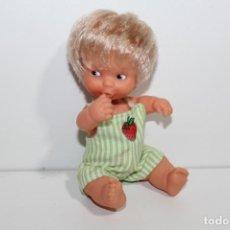 Muñecas Lesly y Barriguitas: BARRIGUITAS BESITOS DE FAMOSA - AÑOS 80. Lote 188511243